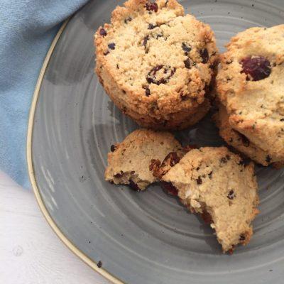 Grain Free Breakfast Cookies