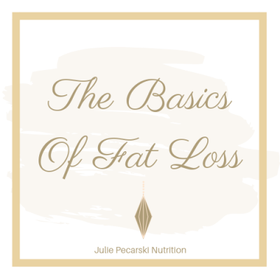 The Basics Of Fat Loss